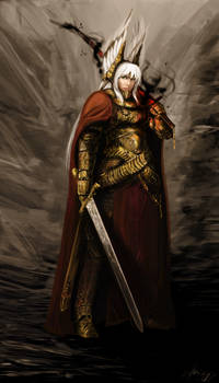 Beatrix: Saint Battle Gear