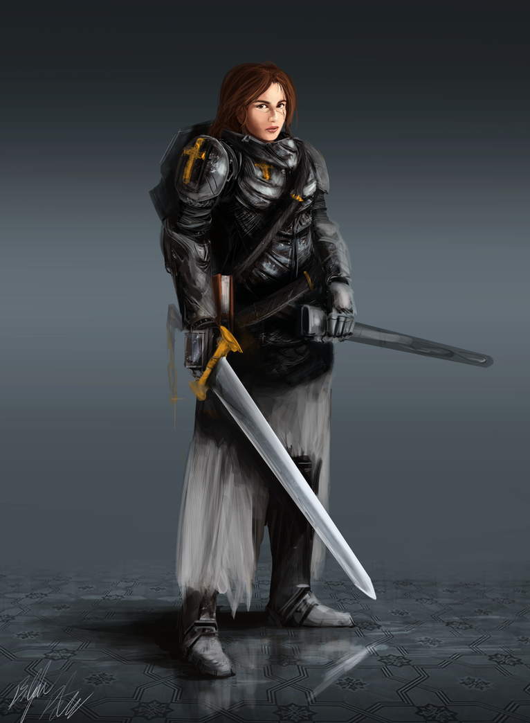 Guardian General by PeterPrime