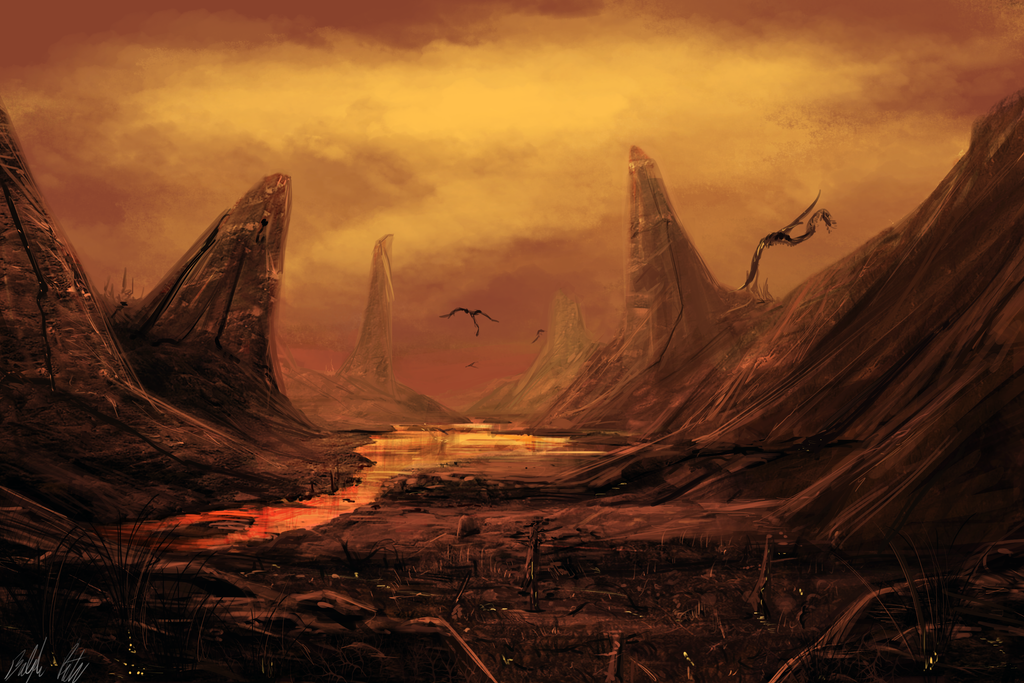 District 9 landscape by PeterPrime on DeviantArt