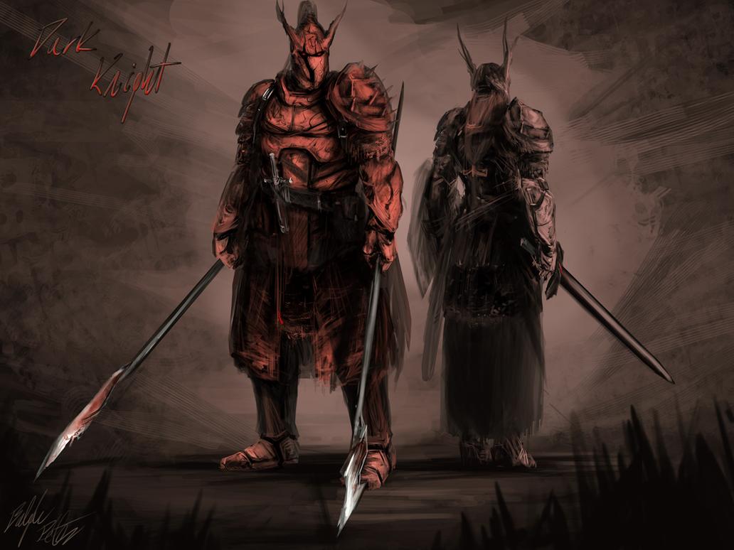 Dark Knight Concept by PeterPrime