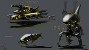 Alien Vehicles