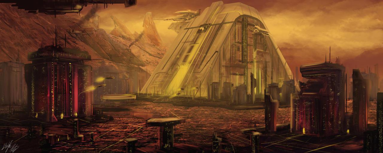 District 9 Alien Homeworld by PeterPrime on DeviantArt