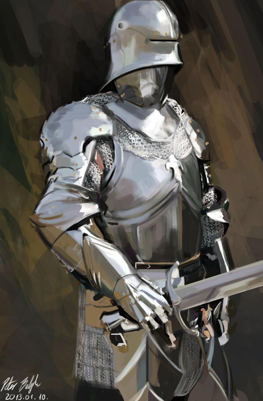 Armor Study2