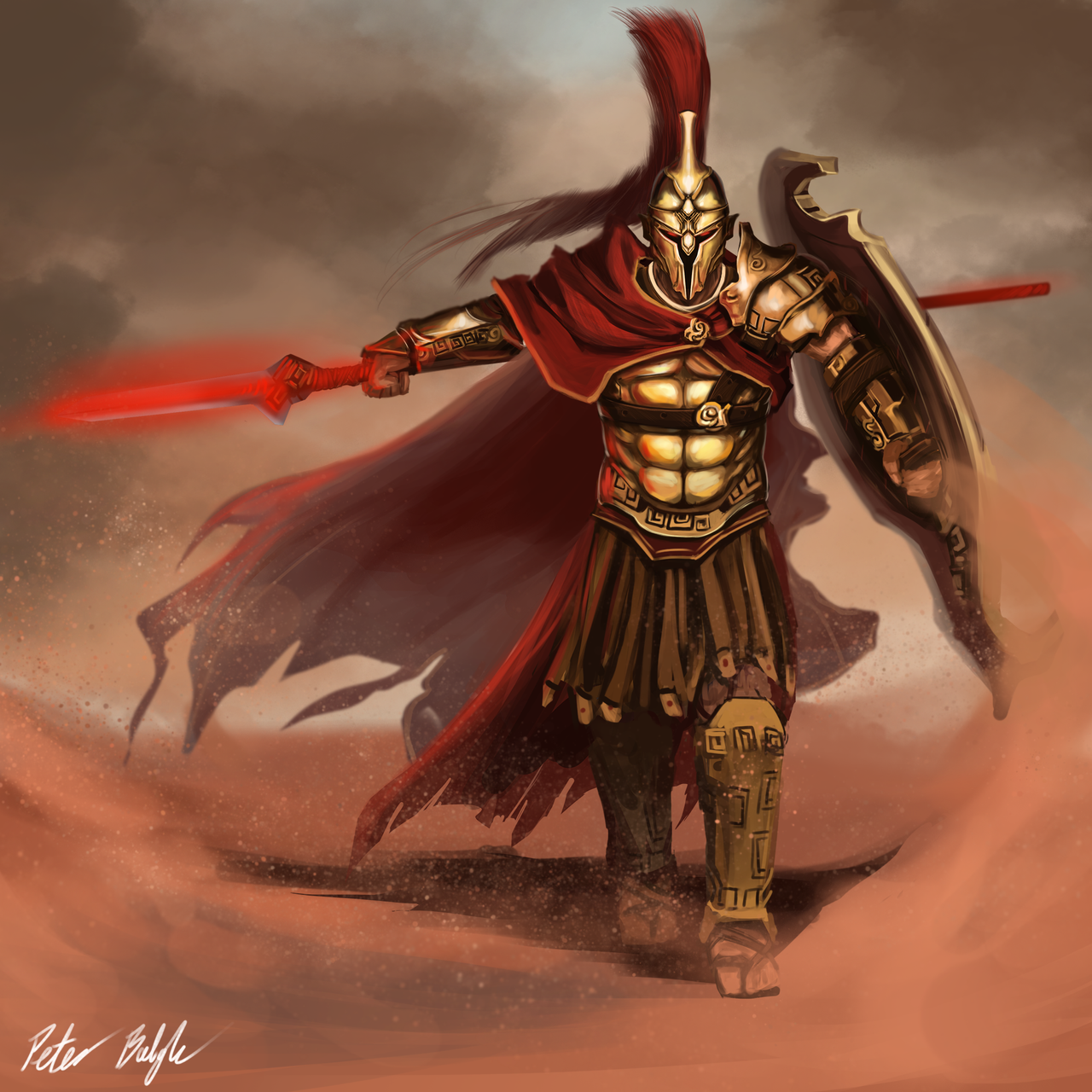 Ares by PeterPrime