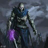 Dark Knight by PeterPrime