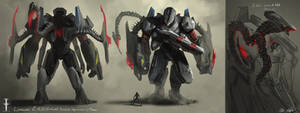Lemurian EXO Armor