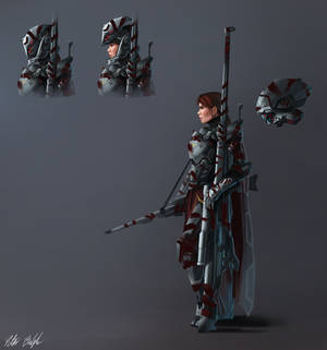 Sniper Ophelia