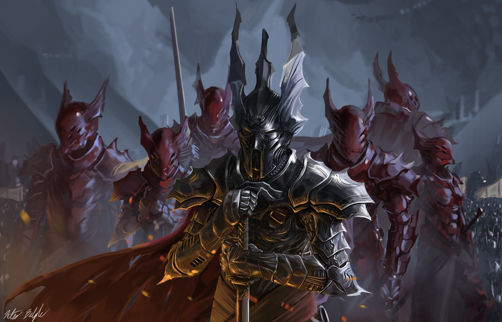 Dragon Lord by PeterPrime