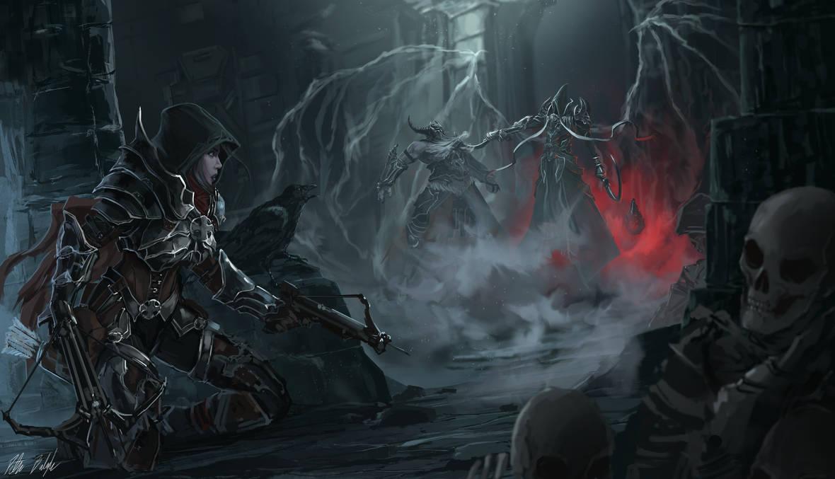 Reaper of Souls by PeterPrime
