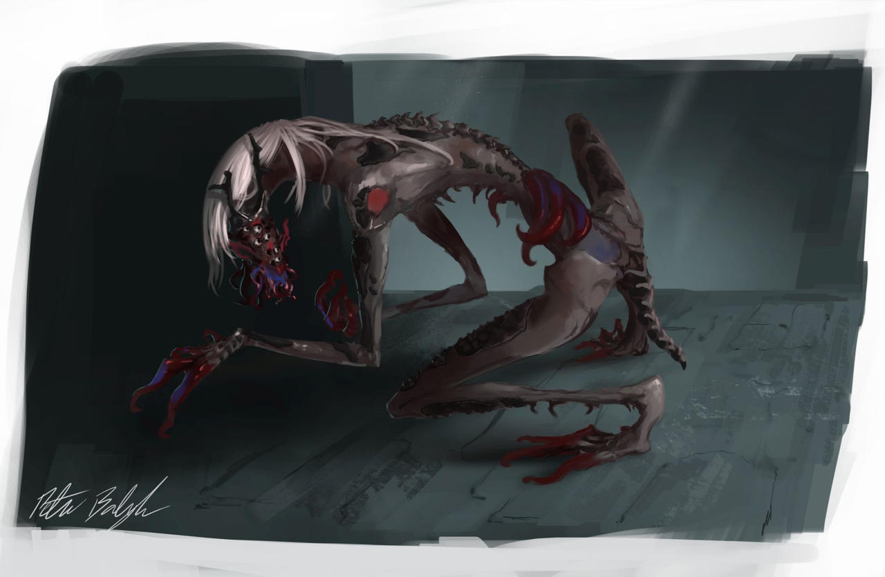 Creature3 by PeterPrime
