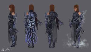 Fractal Armor Concept