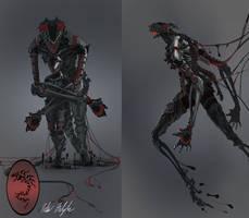 XL-60 Necromancer by PeterPrime