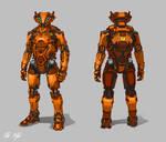 Robot Concept (Commission)