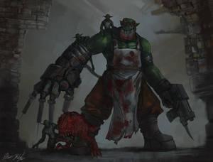 Warhammer commission 2