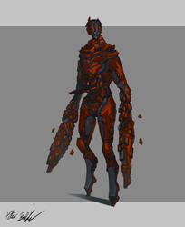 XL-70 Joker arcane armor