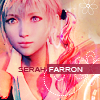 Serah Farron icon by Rukiii