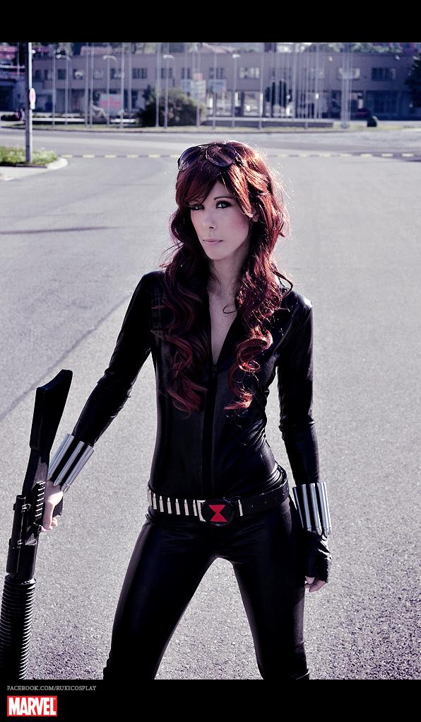 Natasha Romanoff by Rukiii
