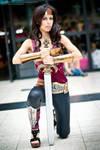Wonder Woman JAPAN EXPO 2012
