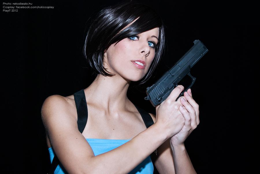 Jill Valentine Apocalypse by Rukiii