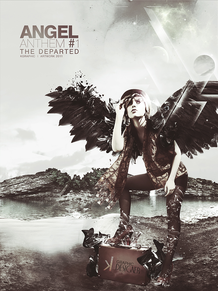Angel - The Departed by DDavey