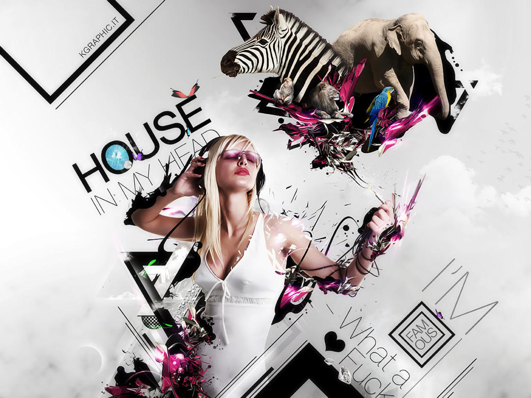 House in My Head by DDavey