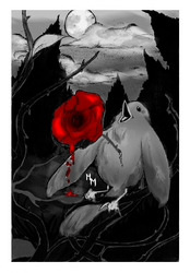 The mockingbird and the rose