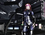 Cyber Gurl In Hangars Liquides Second Life By Jace Lethecus On