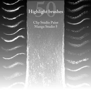 Highlight brushes