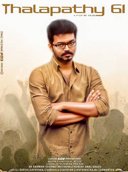 Thalapathy61 Poster