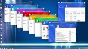 Windows 8.1 Longhorn Evolution Multicolor MOD by Artur89SD