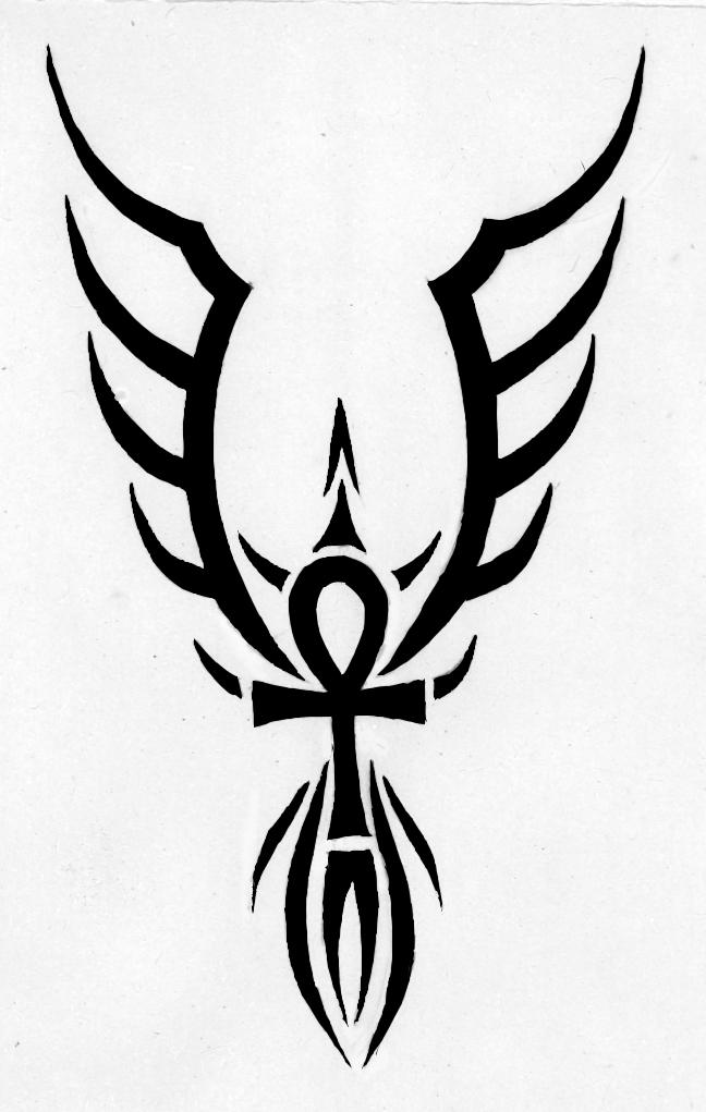 Second Tattoo by Lakota-Phoenix