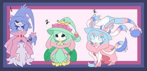 pokemon : haterene fusion adopts (CLOSED)