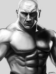 Bautista/Drax study by AveryMoneco