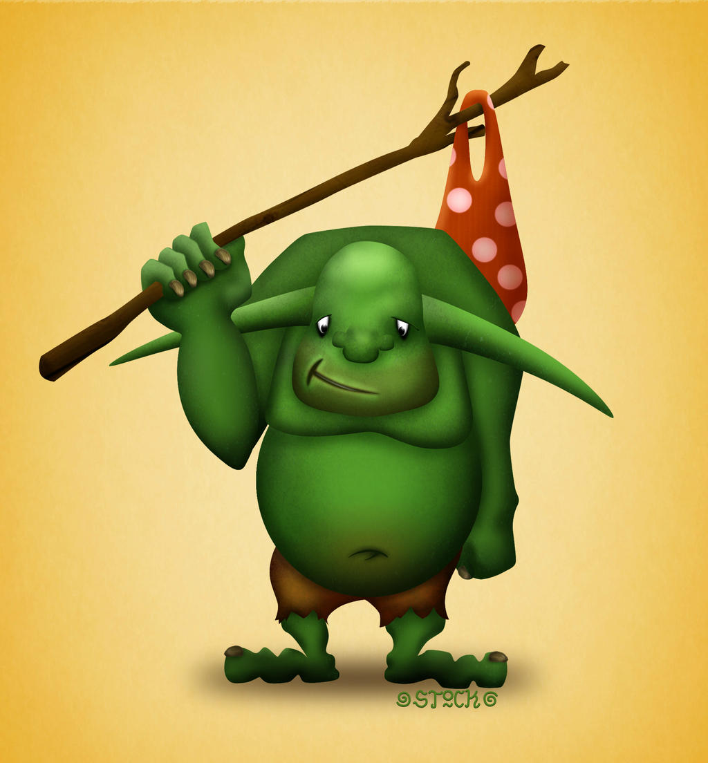 Shrek-a-like FROGandTOAD