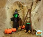 La Taniere de la Sorciere - The Witches Lair by FROG-and-TOAD