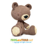 Teddy le Nounours FROGandTOAD