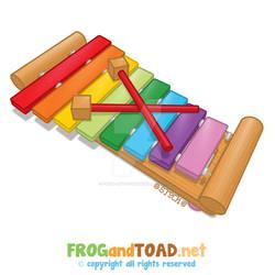 Xylophone - Xylophone FROGandTOAD