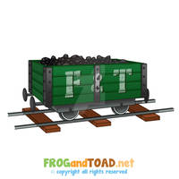 Waggon - Wagon FROGandTOAD