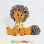 Leopold the Lion by FROG-and-TOAD