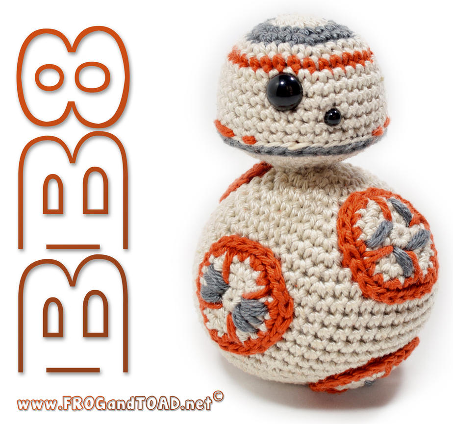 BB8 by FROG-and-TOAD on DeviantArt
