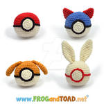 PokePets - FROGandTOAD Creations