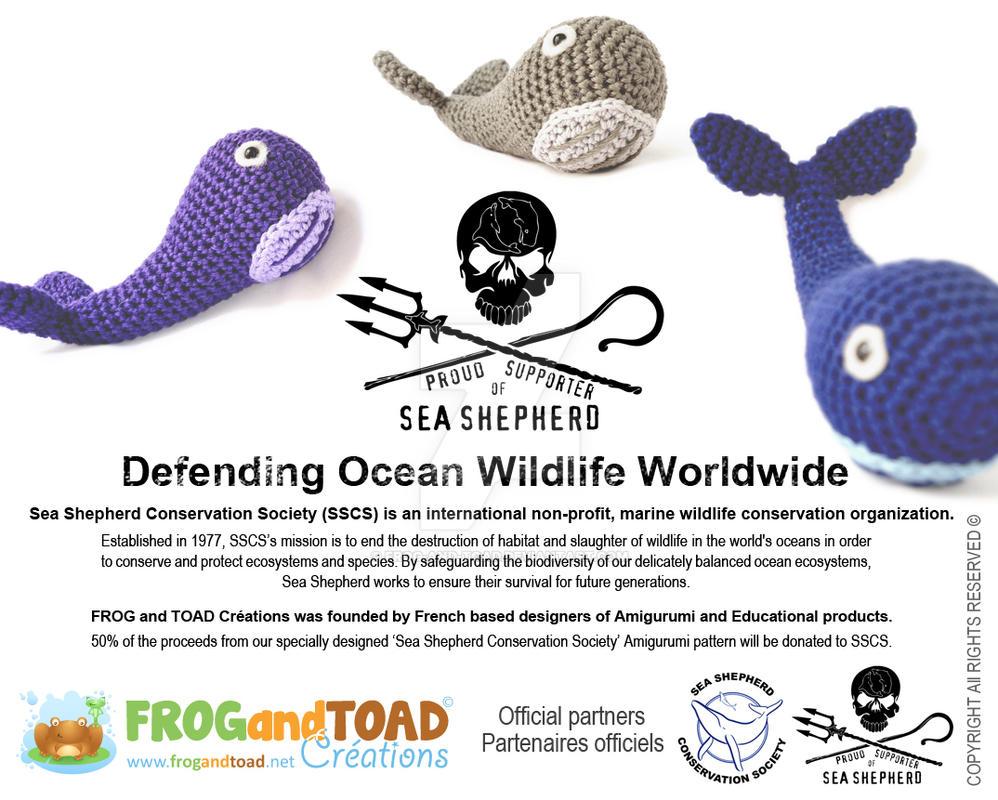 Defending Ocean Wildlife Worldwide by FROG-and-TOAD