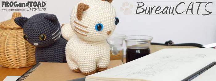 Rat 'Rosalie' • LuckyTwins • Amigurumi crochet pattern (3 sizes) | 263x700