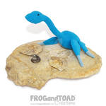 Plesiosaur Amigurumi FROGandTOAD Creations