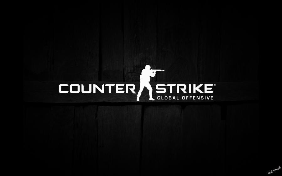 Counter Strike : Global Offensive Dark Logo by testncrash ...