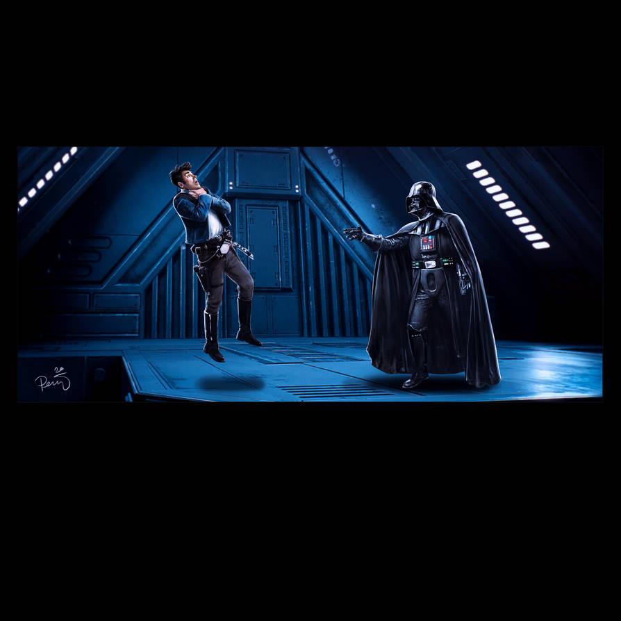 Darth Vader Force choke