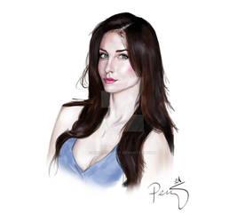 Portrait Youngwoman 01 21 2021