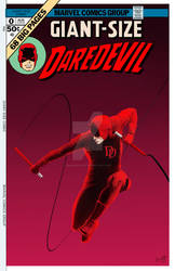 Daredevil Fan Art Cover
