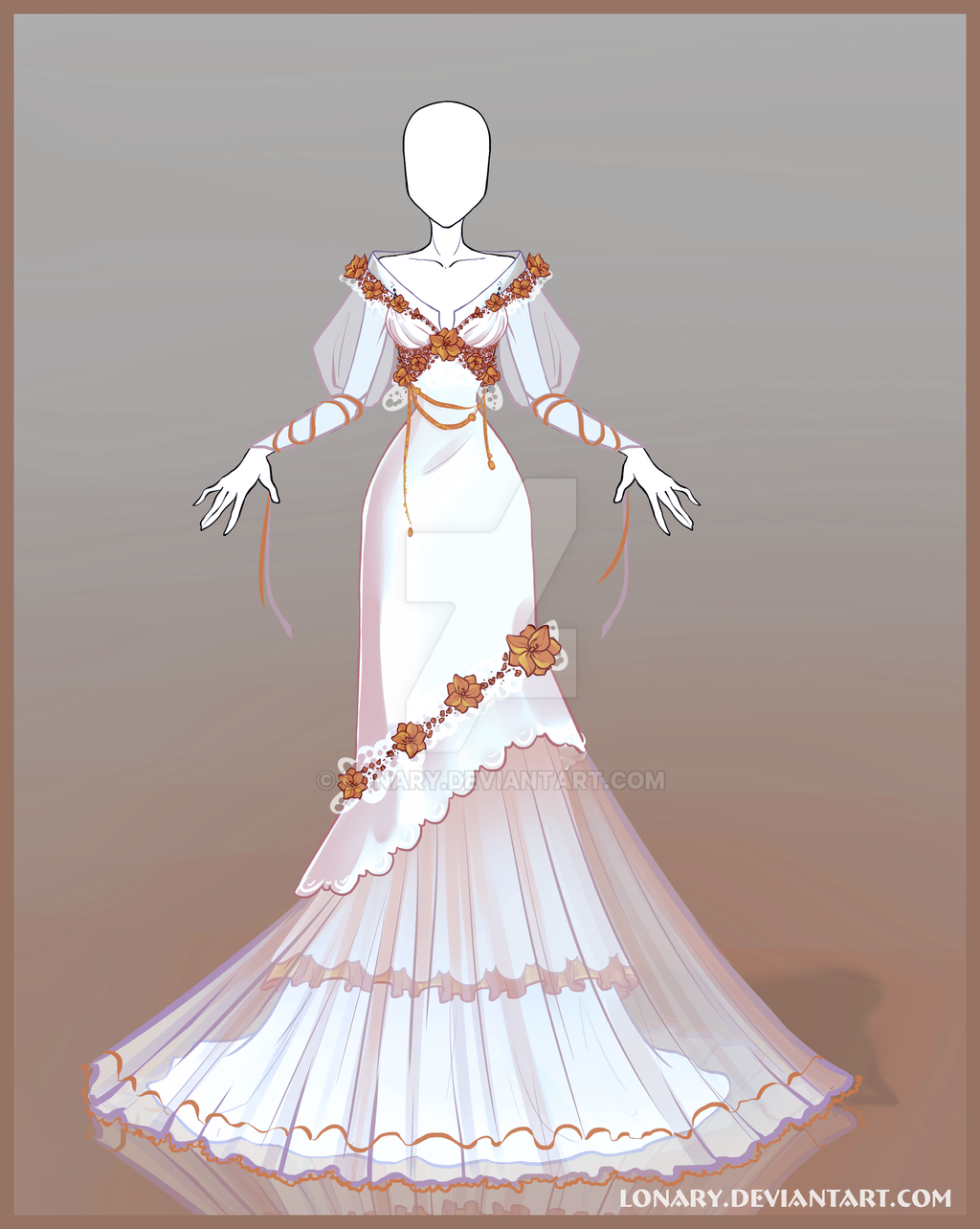 Close design adopt 7 by lonary on deviantart for Starting a wedding dress business
