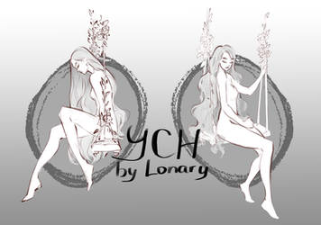 [Open] YCH Auction: 95-96 by Lonary
